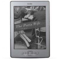 E-books Amazon Kindle 4