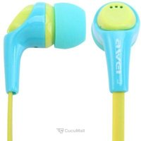 Headphones Awei ES-Q6i