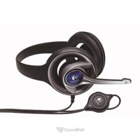 Headphones Logitech Gaming Headset
