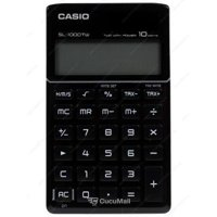 Calculators Casio SL-1000TW