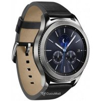Smart watches,sports bracelets Samsung Gear S3 Classic (Silver)