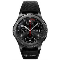 Smart watches,sports bracelets Samsung Gear S3 Frontier (Dark Gray)